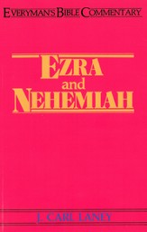 Ezra & Nehemiah- Everyman's Bible Commentary - eBook