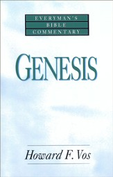 Genesis- Everyman's Bible Commentary - eBook