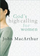 God's High Calling for Women - eBook