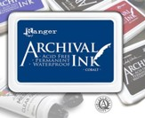 Archival Ink Pad - Cobalt