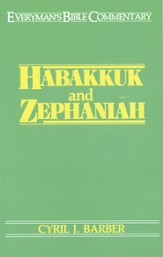 Habakkuk & Zephaniah- Everyman's Bible Commentary - eBook