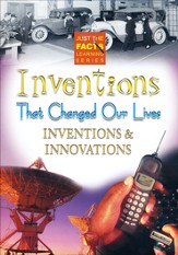 Inventions That Changed Our Lives: Inventions & Innovations DVD