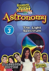 Astronomy Module 3: The Light Spectrum DVD