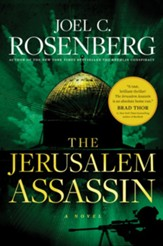 The Jerusalem Assassin - eBook
