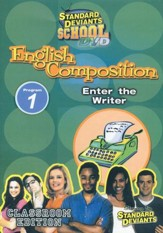 English Composition Module 1: Enter the Writer DVD