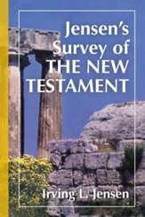 Jensen's Survey of the New Testament - eBook