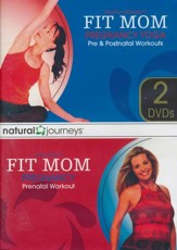 Fit Mom 2 DVD Pack