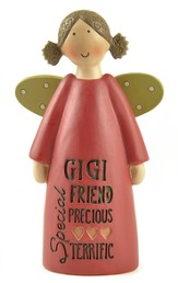 Special Gigi Blessings Angel Figure