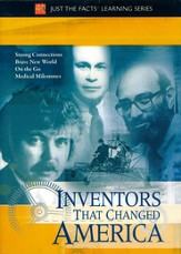Inventors That Changed America DVD Set