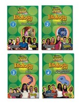 Standard Deviants School Biology Super Pack DVD