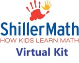 Shiller Math Virtual Kit I  (pre-K through 3rd grade)