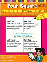 Four Square Writing in the Content Areas, Grades 5-9