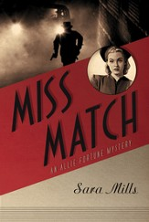 Miss Match:-eBook Allie Fortune Mystery Series #2