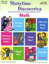 Storytime Discoveries: Math, Grades 1-3