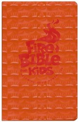 NIV Fire Bible for Kids Flex Cover