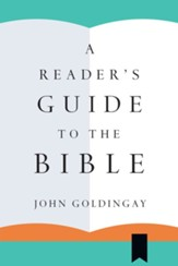 A Reader's Guide to the Bible - eBook