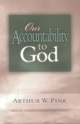 Our Accountability to God - eBook