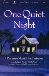 One Quiet Night (Choral Book)  - Slightly Imperfect
