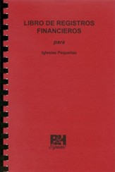 Libro de Registros Financieros para Iglesias Pequeñas  (Finance Record Book for Small Churches)