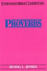Proverbs- Everyman's Bible Commentary - eBook