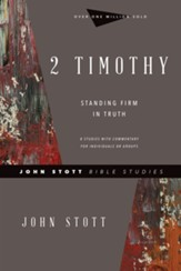 2 Timothy: Standing Firm in Truth - eBook