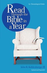 Read Through the Bible in a Year - eBook