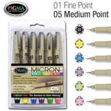 PIGMA Micron Bible Study Kit