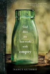 God Does His Best Work with Empty - eBook