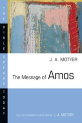 The Message of Amos - eBook