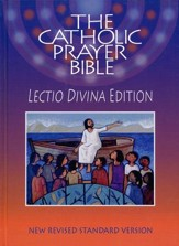 NRSV Catholic Prayer Bible, Lectio Divina Edition  - Slightly Imperfect