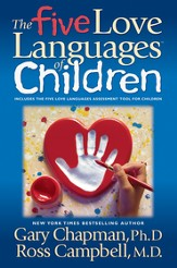 The Five Love Languages of Children - eBook
