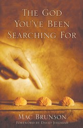 The God You've Been Searching For - eBook