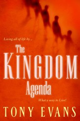 The Kingdom Agenda: What a Way to Live! - eBook