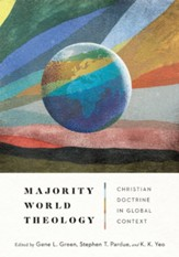 Majority World Theology: Christian Doctrine in Global Context - eBook