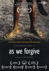 As We Forgive--DVD