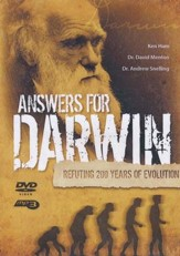 Answers for Darwin DVD with MP3