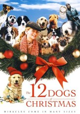 The 12 Dogs of Christmas, DVD