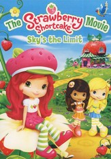 Sky's the Limit: The Strawberry Shortcake Movie, DVD