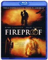 Fireproof, Blu-ray