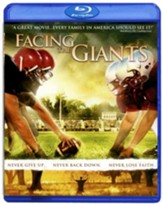 Facing the Giants, Blu-ray  - Slightly Imperfect