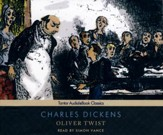 Oliver Twist, Unabridged Audiobook  on CD with eBook
