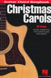 Christmas Carols: Guitar Chord Songbook