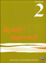 Kodaly Approach Workbook 2