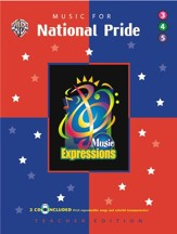 Music Expressions Supplementary Grades 3-5: Music for National Pride