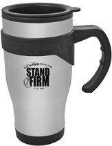 Stand Firm Travel Mug