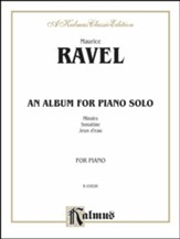 Album for Piano Solo - Slightly Imperfect