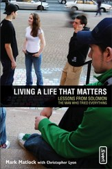 Living a Life That Matters - eBook