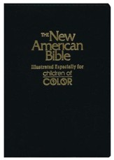 NAB Children of Color Bible, Black