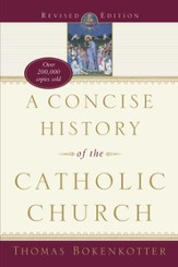 A Concise History of the Catholic Church - eBook