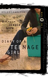 A Not-So-Simple Life - eBook Diary of a Teenage Girl Series Maya #1